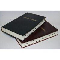 Biblia duża, indeks, oprawa miękka