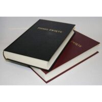 Biblia duża, oprawa twarda