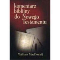 Komentarz Biblijny do Nowego Testamentu + bonus