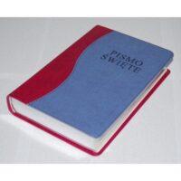 Biblia mała, oprawa miękka skóropodobna