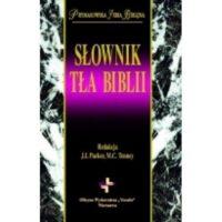 Słownik tła Biblii