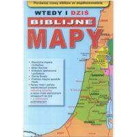 Biblijne mapy - wtedy i dziś