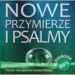 Nowe Przymierze i Psalmy audiobook MP3