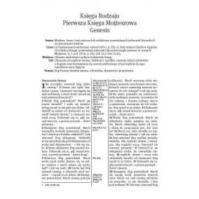 Biblia EIB grafika strona Ks. Rodzaju