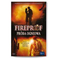 Fireproof - książka