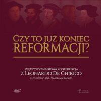 Czy to już koniec Reformacji? CD MP3 Audio