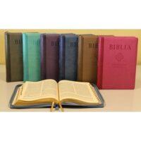 Biblia Pierwszego Kościoła oprawa PU zamek indeks