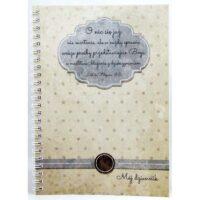 Mój dziennik O nic się już nie martwcie... List do Filipian 4,6