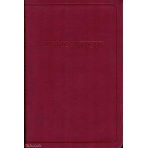 BIBLIA TB DUŻA ZAMEK INDEKS ZŁOCENIA