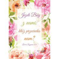 Mój dziennik Jeżeli Bóg z nami...