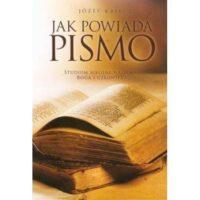 Jak Powiada Pismo Józef Kajfosz