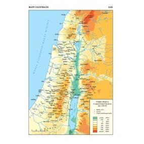 Biblia EIB Grafika Izrael